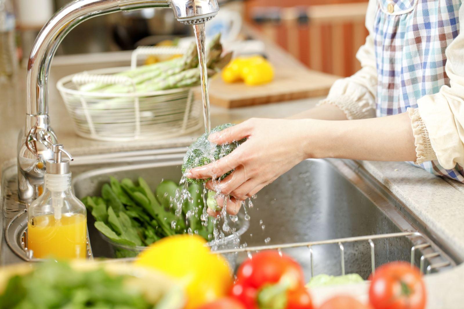 Nấu ăn ngon hơn nhờ thực phẩm sạch